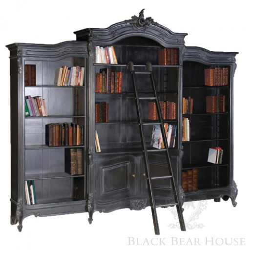 francuska biblioteka