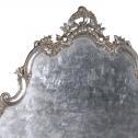 francuska srebrne łóżko black bear house
