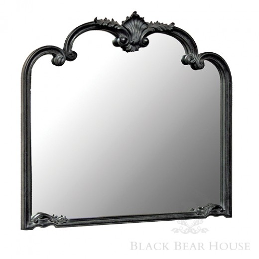 francuskie lustro black bear house