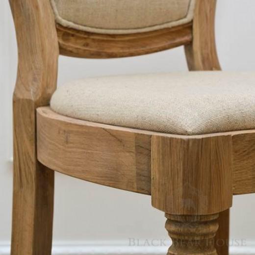 krzesło Riviera Black Bear House