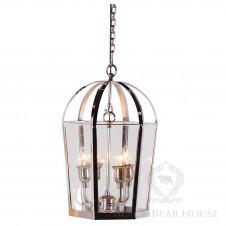 francuska srebrna latarnia