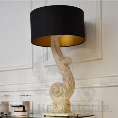 lampa francuska black bear house