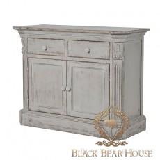 komoda francuska przecierana black bear house