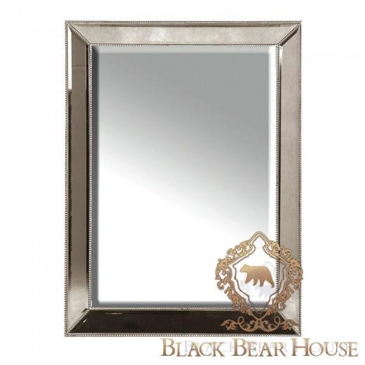 lustrzane lustro black bear house
