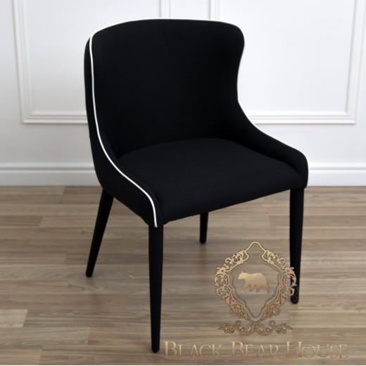 krzesło w stylu nowojorskim black bear house