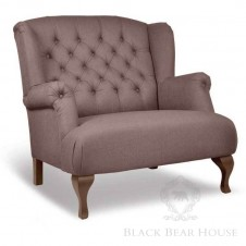 tapicerowana sofa black bear house