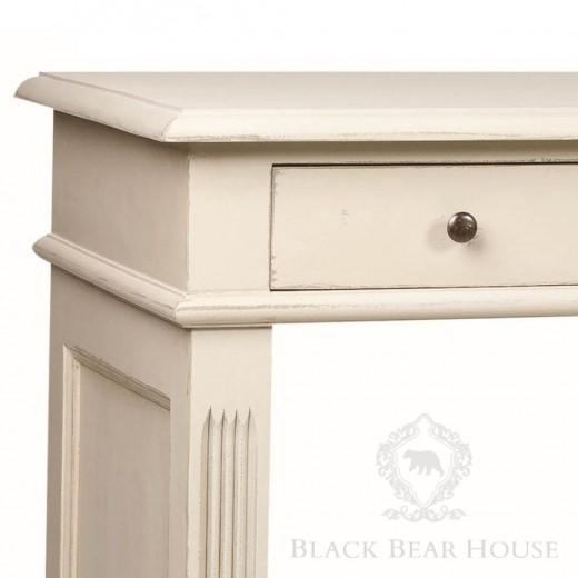 drewniane angielskie biurko black bear house