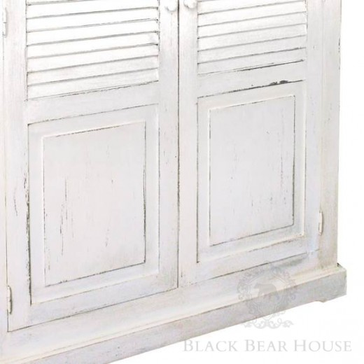 prowansalska szafa black bear house