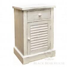 prowansalska szafka nocna black bear house