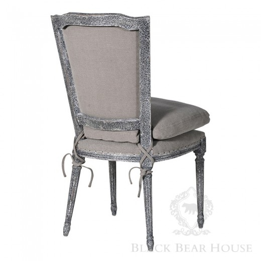 krzesło schabby chic black bear hoouse