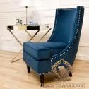 fotel w stylu nowojorskim