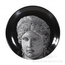 talerz z wizerunkiem greckiej bogini black bear house