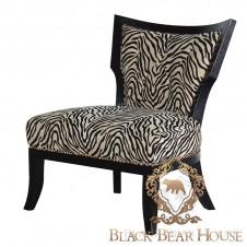 krzesło w zebre