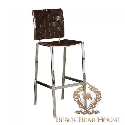 krzesło z aluminium