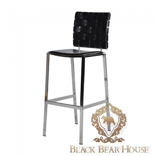 krzesło w aluminium