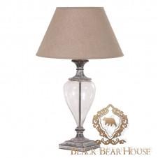 lampa szklana w stylu nowojorsikim