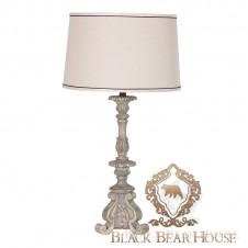 lampa w formie świecznika