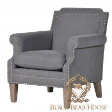 fotel w stylu amerykańskim