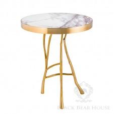 Eichholtz stolik kawowy z marmuru