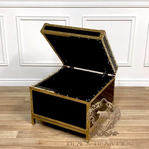 kufer w stylu nowojorskim