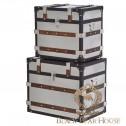 kufry w stylu glamour