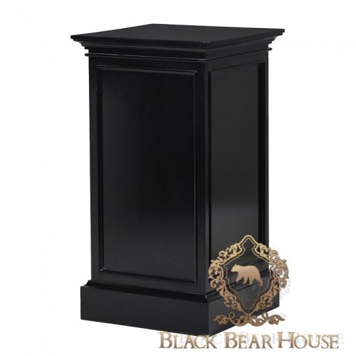 postmen czarny w stylu nowojorskim black bear house