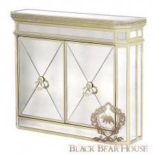 lustrzana szafka w stylu nowojorskim
