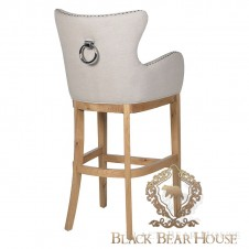 krzesło barowe w stylu nowojorskim black bear house