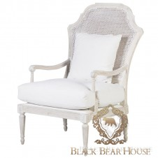 francuski fotel black bear house