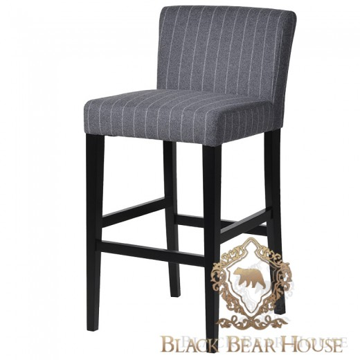 krzesło barowe w stylu nowojorskim
