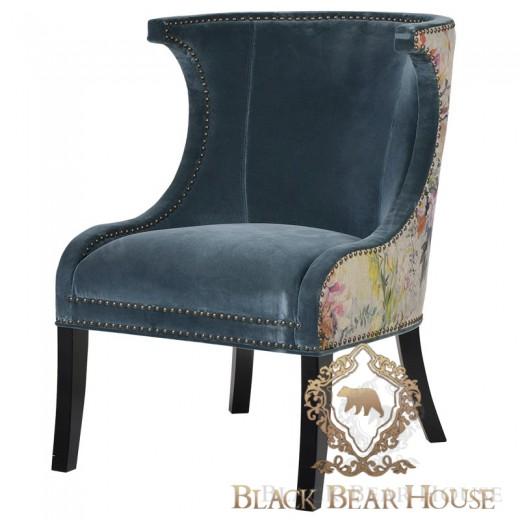 Fotel meble black bear house