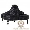 Sofa meble black bear house.