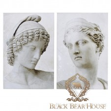 obraz antyczny grecja black bear house