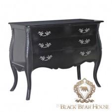 francuska komoda black bear house