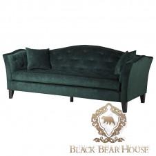 zielona sofa modern classic black bear house