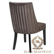 krzesło w stylu amerykańskim black bear house