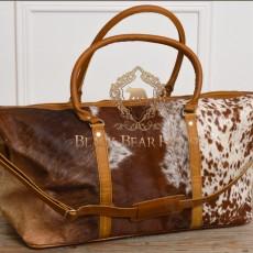 skorzana torba