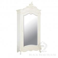 biała francuska szfa black bear house