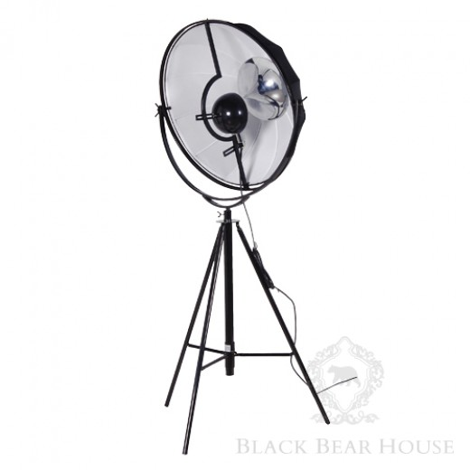lampa fotografa black bear house
