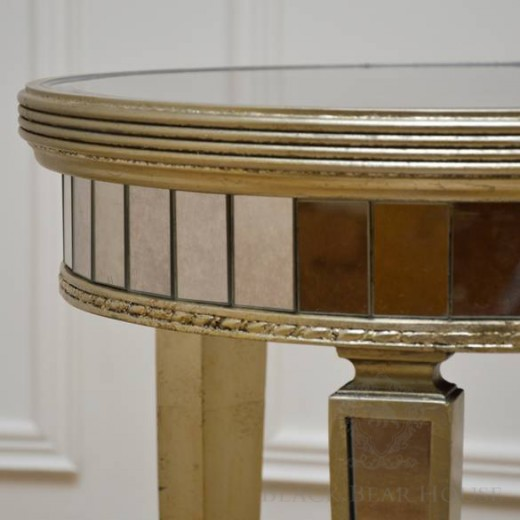 stolik lustrzany w stylu modern classic black bear house 22