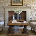 drewniany stolik black bear house