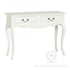 biała konsola black bear house
