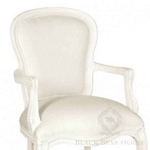 francuskie krzesło z oparciem black bear house