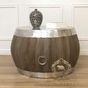 stolik kawowy z drewna w stylu nowojorskim black bear house