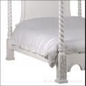 łóżko w stylu marokańskim black bear house