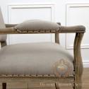 francuskie krzesło black bear house