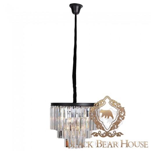 żyrandol z krzystzałami black bear house.002