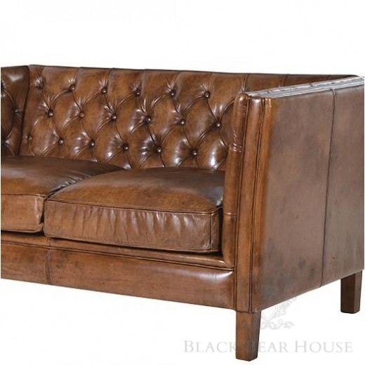 Sofa equestrian black bear house