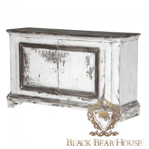 komoda przecierana black bear house