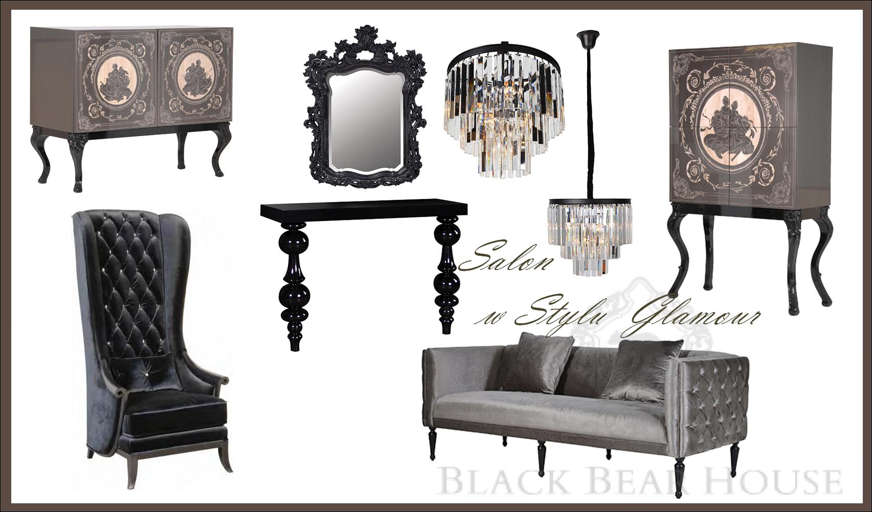 styl glamour salon
